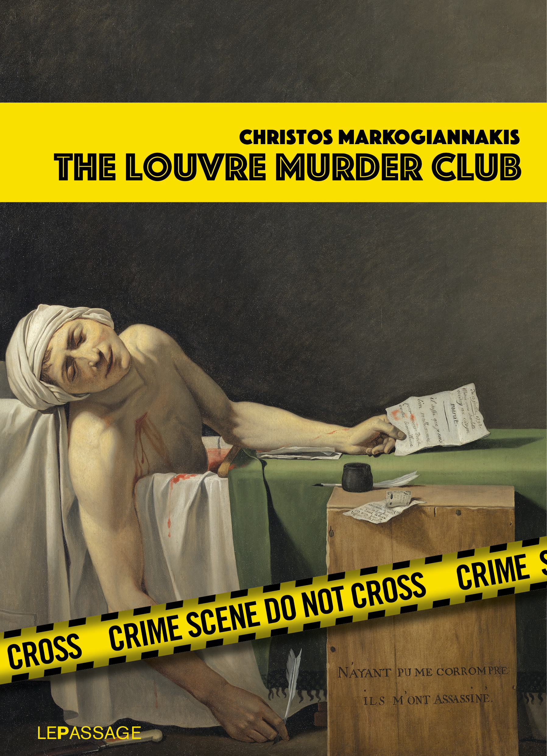 LePassage-The_Louvre_Murder_Club-1e_Couverture-ENG