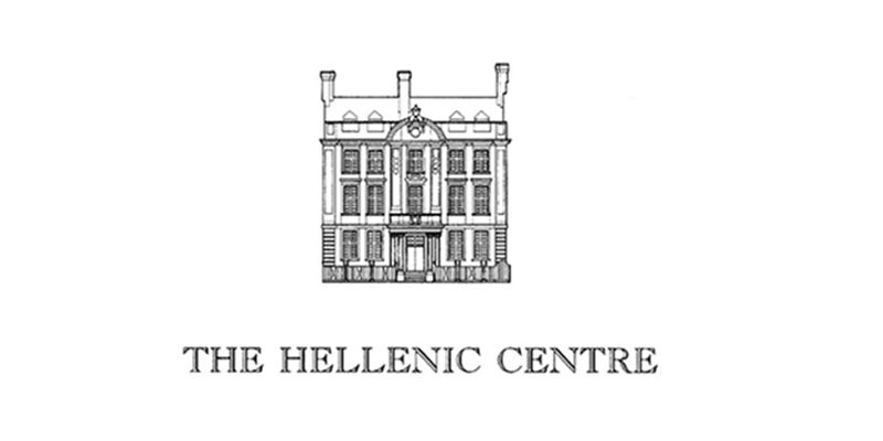 Logo Hellenic Center Londres